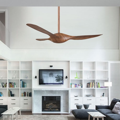 Fanco Origin Ceiling Fan Koa 56 Quot Universal Fans