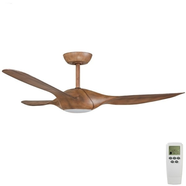 Fanco Origin Dc Ceiling Fan With Led Light Koa 56