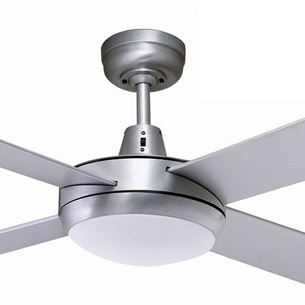 urban ceiling fan with light close