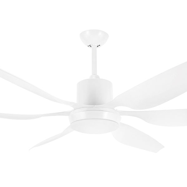 aviator ceiling fan white
