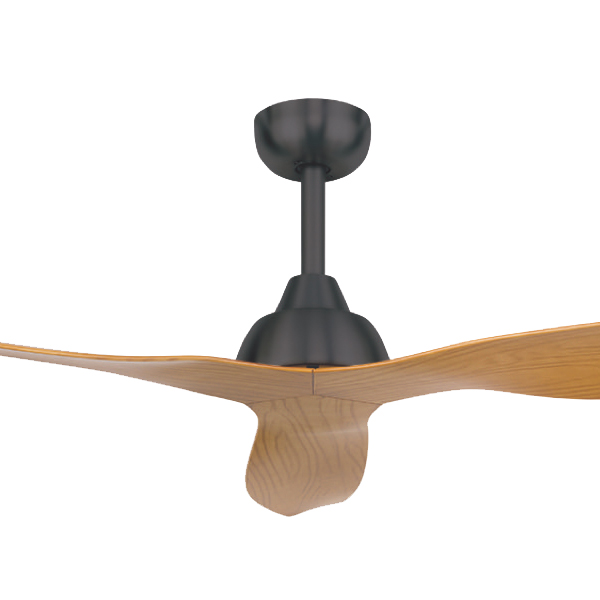 Brilliant ceiling fans range of fans from brilliant lighting brilliant bahama dc ceiling fan with remote charcoal 52 aloadofball Gallery