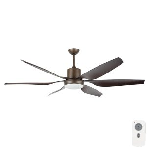 Oil Rubbed Bronze Aviator Ceiling Fan