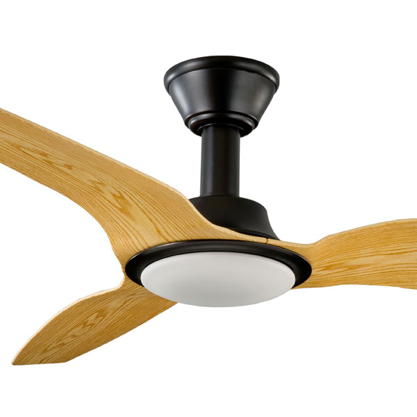 trident black pine ceiling fan