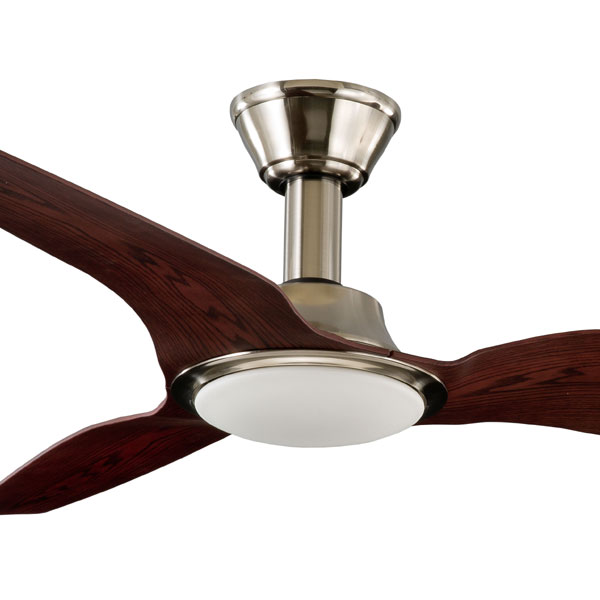 trident walnut ceiling fan