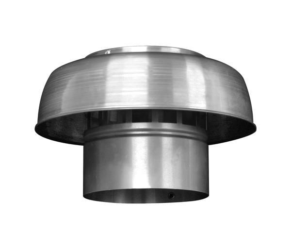 Roof Cowl Kit 100mm Universal Fans