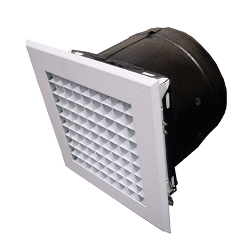 Metal Egg Crate Grille : Metal egg crate vent mm universal fans