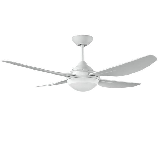 Ventait White harmony ii ceiling fan with light