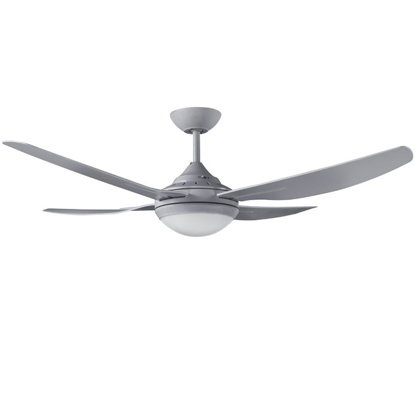 ventair royale ii ceiling fan with light titanium
