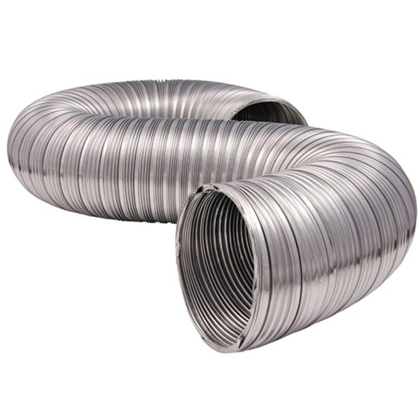 Semi Rigid Ducting 200mm Diameter 3m Length