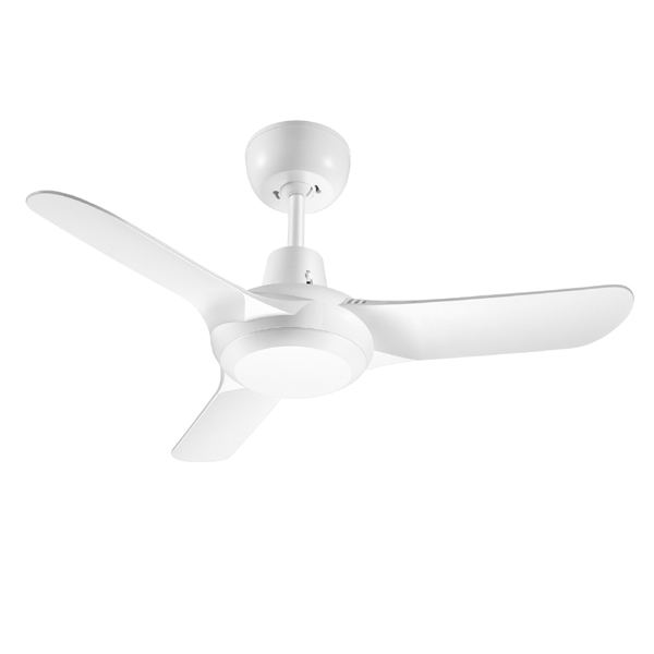 spyda ceiling fan 36 inch white