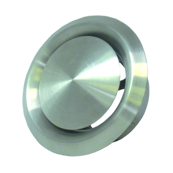 Metal Stainless Steel Cone Vent 200mm Universal Fans