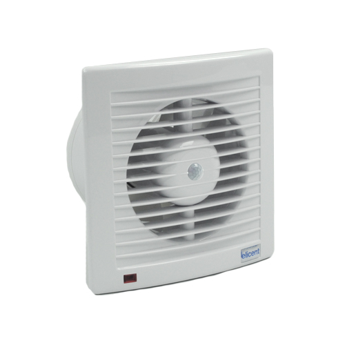 Elicent E Style Ceiling Wall Exhaust Fan With Humidity