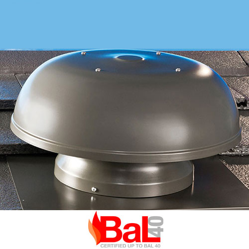 Edmonds Maestro Bal Bush Fire Rated Roof Ventilator