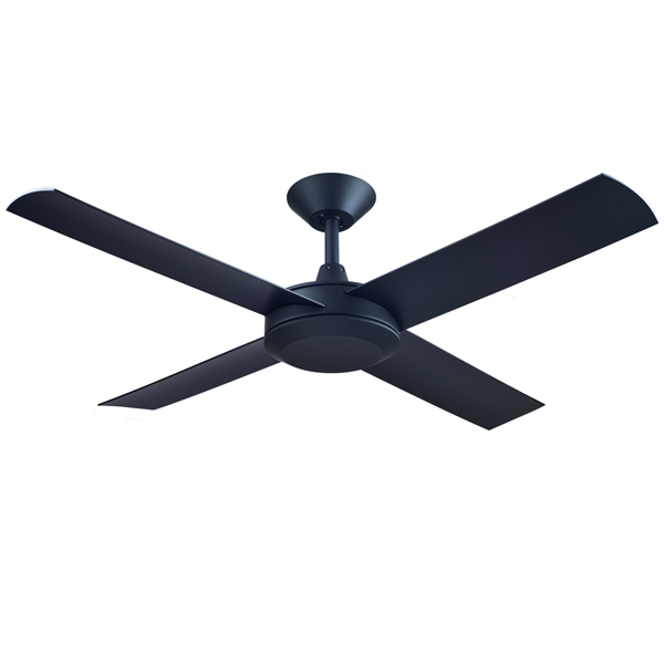 Hunter Pacific Black concept 3 ceiling fan