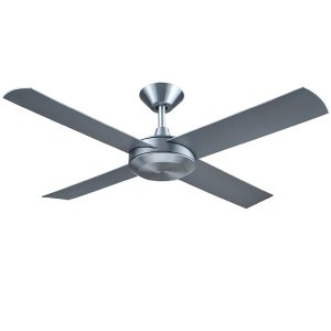 Brushed Aluminium concept 3 ceiling fan