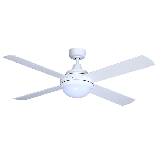 Mercator Grange Dc Led With Remote White 52 Quot Universal Fans