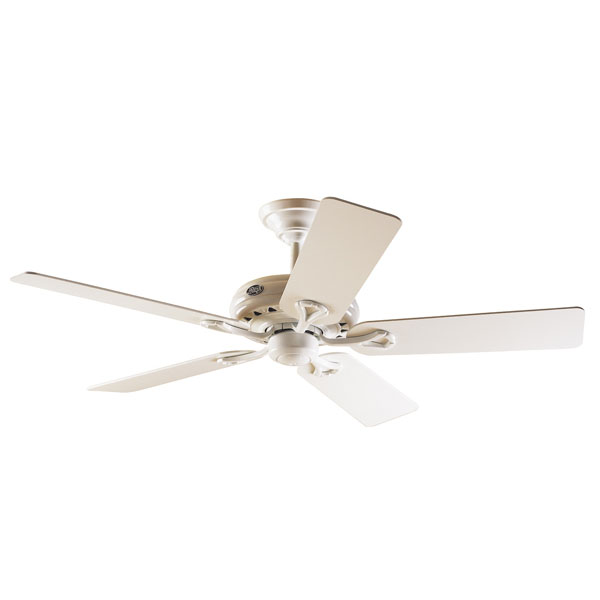 Hunter savoy ceiling fan white 52 universal fans home ceiling fans hunter ceiling fans savoy aloadofball Choice Image