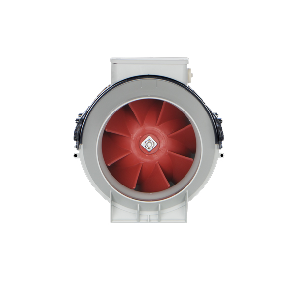 Vortice lineo 200 vo high capacity inline fan for High capacity bathroom exhaust fans