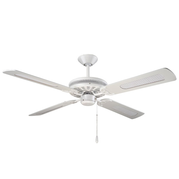 White majestic coolah ceiling fan