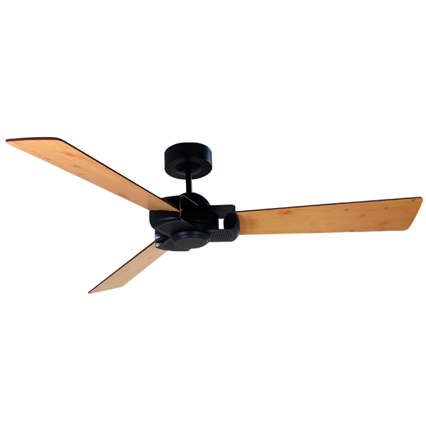 Vento Otten Dc Ceiling Fan With Remote Black 60 Quot