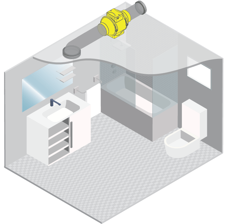 Bathroom Exhaust Fans - The Complete Guide | Universal Fans on