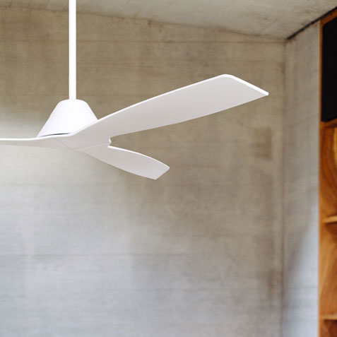 Fanco Eco Breeze Dc Ceiling Fan With Remote White 52 Quot