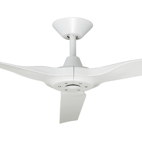 white radical ii ceiling fan