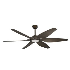 timber mornington ceiling fan with light