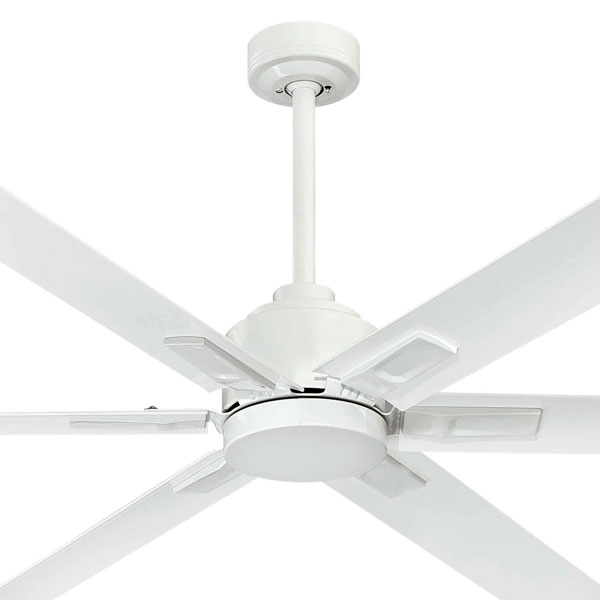 white rhino ceiling fan with remote