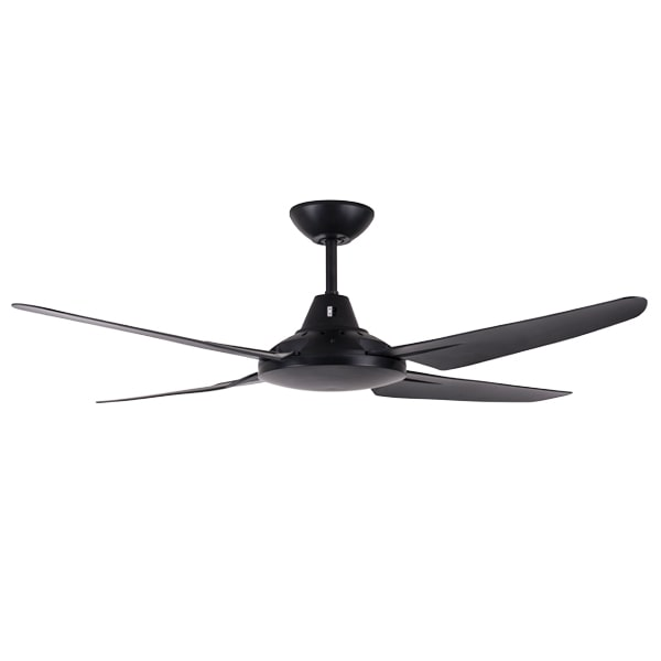 Black Clare Ceiling Fan