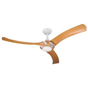 aeroforce 2 ceiling fans bamboo blades