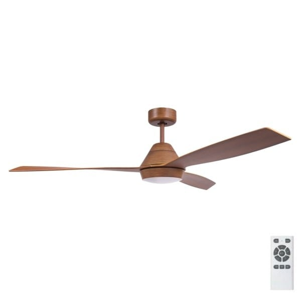 koa eco breeze ceiling fan with light