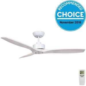 wynd ceiling fan white blades
