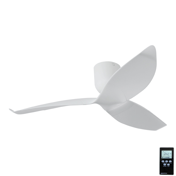 Aeratron Ae3 Plus Dc Ceiling Fan With Remote White 50 Quot