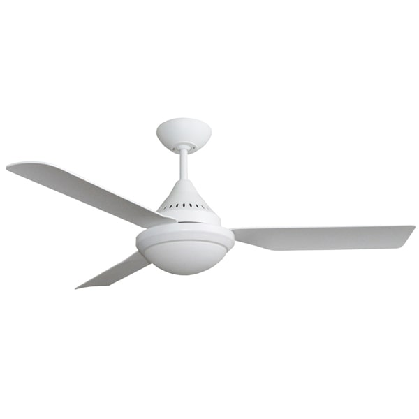 Martec Imperial Fan 3 Blade With Cct Led Light White 48