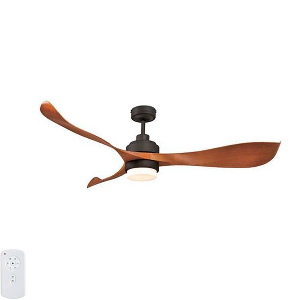 oil rubbed bronze eagle ceiling fan with light