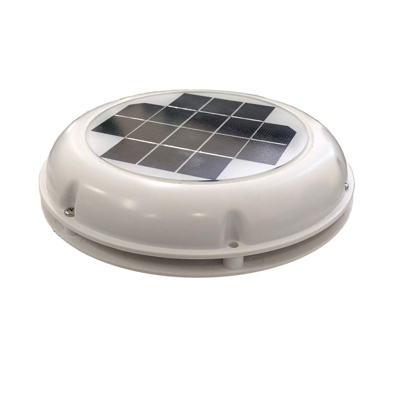 SAV2.5CF Solar Exhaust Fan