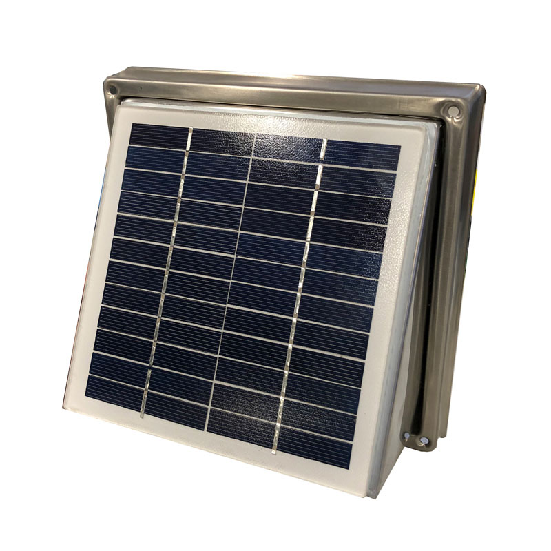 Sav2.5GB Solar Wall Ventilator