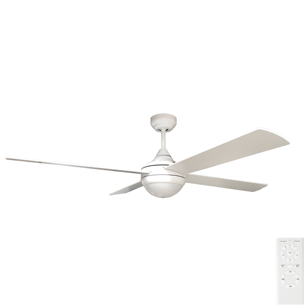 dc Ceiling Fan with Light and Remote